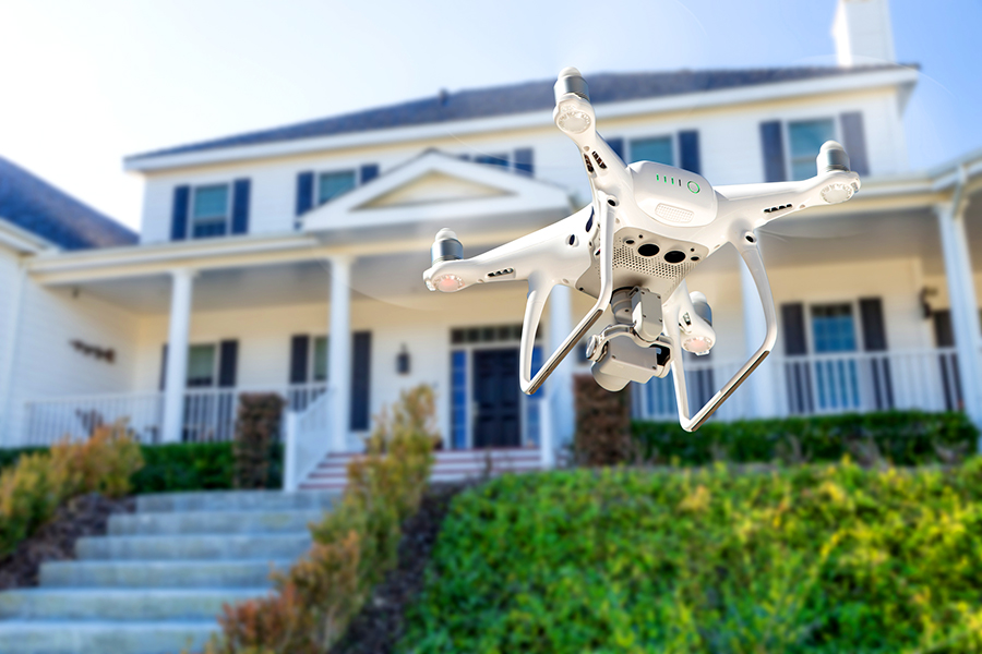 Aerial Drone Inspections