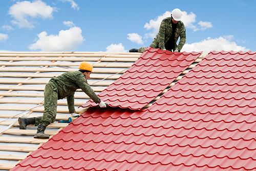 5-Year Roof Warranty